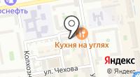 БФК-ЕНИСЕЙ на карте