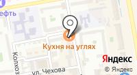 ТТК Сибирь на карте
