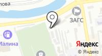 БизнесФорм на карте