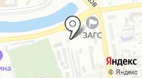 ФауБеХа-Сиб на карте