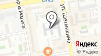 Хакасский технический институт на карте