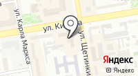Абакантехопторг на карте