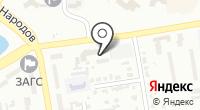 Краевой центр подготовки работников ЖКХ на карте