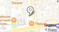 Кругозор на карте
