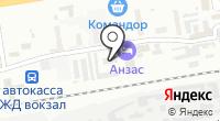 Абаканская транспортная прокуратура на карте