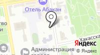Лавка художника на карте