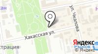 Читiген на карте