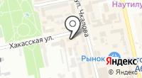 Сиб-Инфо ЭКСПО на карте