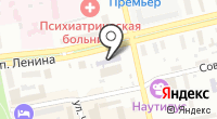 Детская музыкальная школа №1 им. А.А. Кенеля на карте