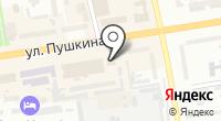 Золотой Дом на карте