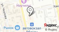 Техно-мото на карте