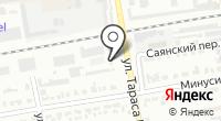 ЕлИСей на карте