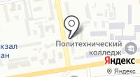 Копиркин на карте