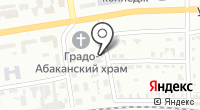 Охрана на карте