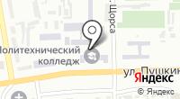 Хакасский политехнический колледж на карте