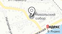 Собор Николая Чудотворца на карте