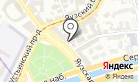 Издательский дом Интервью на карте
