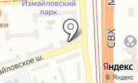 Почтовое отделение МОСКВА 187 на карте