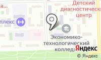 Почтовое отделение МОСКВА 203 на карте