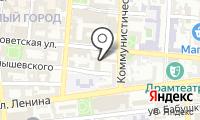 Почтовое отделение АСТРАХАНЬ 8 на карте