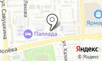 Почтовое отделение АСТРАХАНЬ 40 на карте