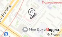 ОДЕН на карте