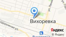 Рута на карте