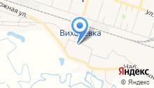 Лечебно-исправительное учреждение №27, ФКУ на карте