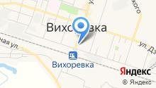 ЖИЛИЩНО-ЭКСПЛУАТАЦИОННАЯ СЛУЖБА, МУП на карте