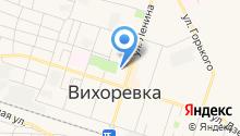 Братский центр культуры на карте