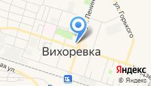 Антураж на карте