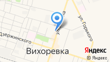 СОГАЗ-Мед на карте