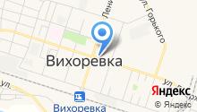 Эконом-3 на карте