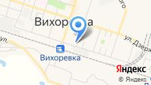 Восточно-Сибирский центр научно-технической информации и библиотек на карте