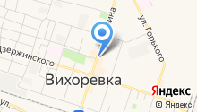 Экспресс-Финанс на карте