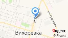 Расчетно-кассовый центр на карте
