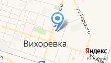Ажур на карте