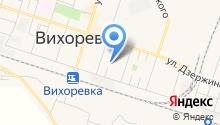 ДСС на карте