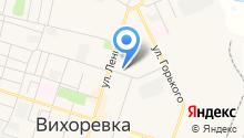 Киокусинкай каратэ на карте