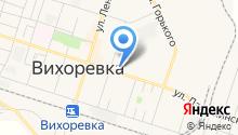 Средняя общеобразовательная школа №101 на карте
