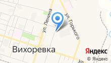 Камень Сибири на карте