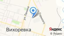 Комплексный центр социального обслуживания населения г. Братска и Братского района на карте