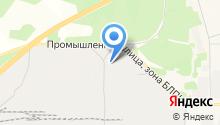 Диметра на карте