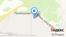 Альянс РАУМ на карте