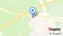 АвтоТракЗапчасть на карте