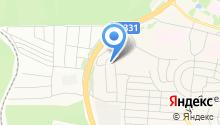 Дорожная служба Иркутской области на карте