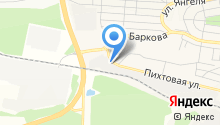 БОКОЧ АВТО Братск на карте