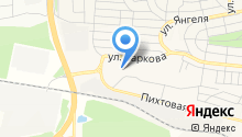 Детский сад №93, Полянка на карте