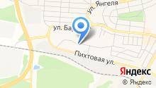 Аргус М на карте