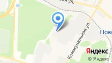 ВИКО-Братск на карте